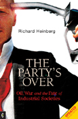 Click for a large cover of THE PARTY'S OVER.