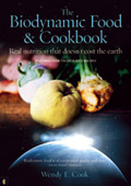 Click for a large cover of THE BIODYNAMIC FOOD AND COOKBOOK.