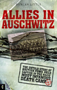 Click for a large cover of ALLIES IN AUSCHWITZ.