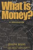Click for a large cover of WHAT IS MONEY?.