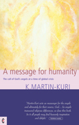 Click for a large cover of A MESSAGE FOR HUMANITY.