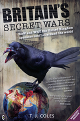 Click for a large cover of BRITAIN'S SECRET WARS (2nd edition).